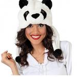 Gorros de panda