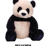 Peluches de oso panda