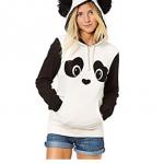 Sudaderas de pandas
