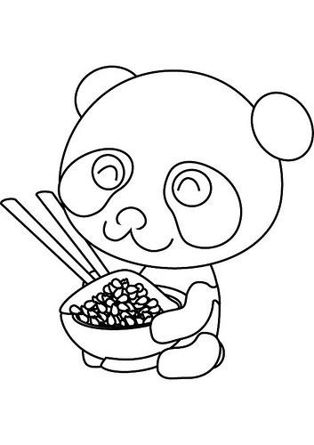 Top Mejores Dibujos De Pandas Adorables