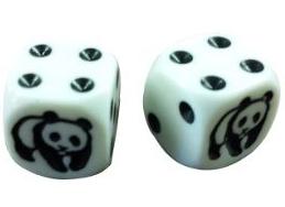 dados de panda baratos