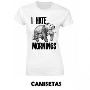 Camisetas de panda en oferta