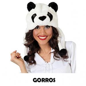 Comprar gorros de panda baratos