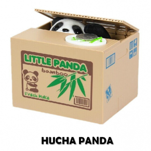 Hucha panda barata