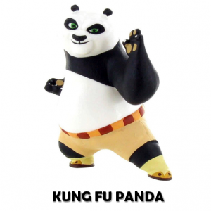 Comprar peluche kungfu panda oferta