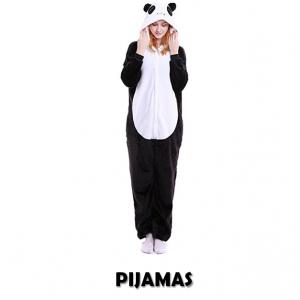 Comprar pijama de panda en oferta