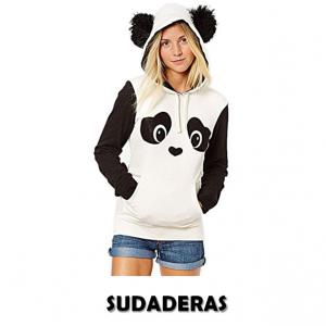 Comprar sudadera de panda barata