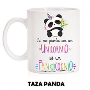 comprar taza de panda barata