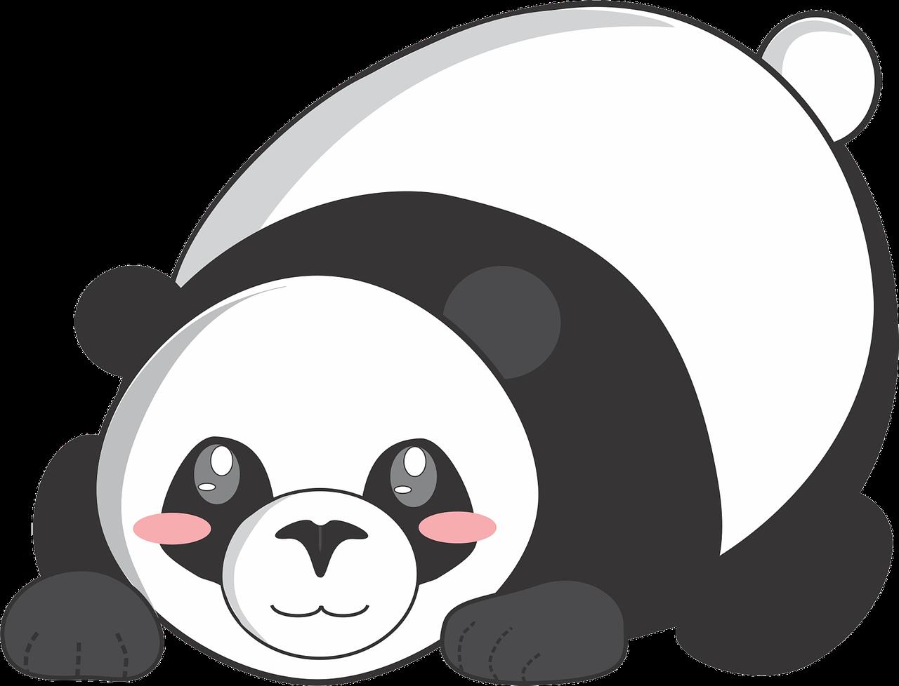 Top ➉ Mejores Dibujos De Pandas Adorables